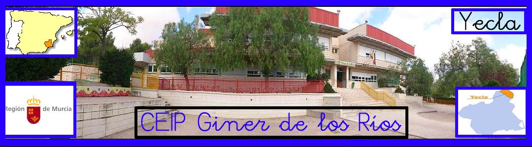 CEIP GINER DE LOS RÍOS