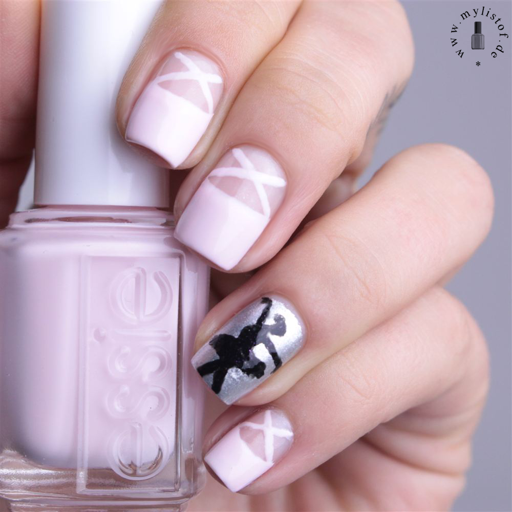 My List Of ....: [ Nagel(lack) - ABC ] Ballerina Nails mit Essie