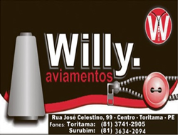 WILLY AVIAMENTOS