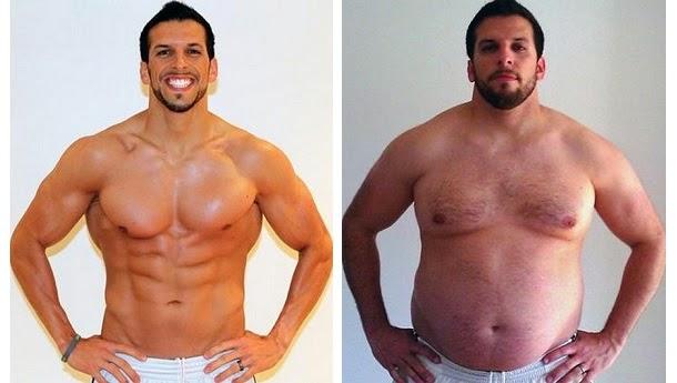 Personal trainer engordou 30 quilos para entender a obesidade
