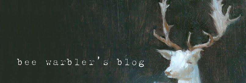 bee warbler's blog