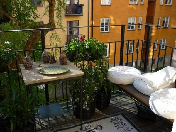 Balconi Piccolissimi : My littel balcony architettura e design a roma