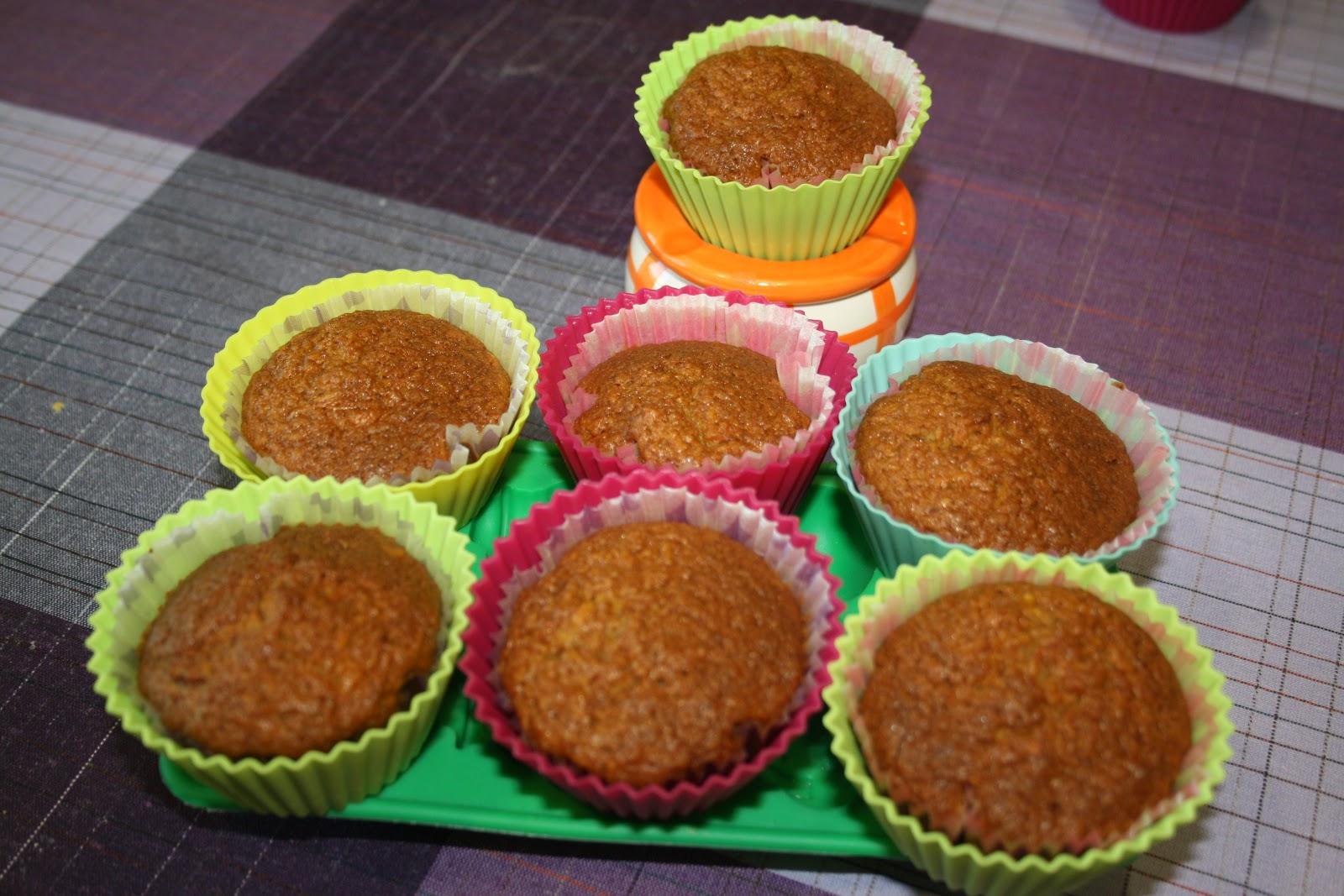 Baldosas de colores cupcakes de manzana y zanahoria - Colores de baldosas ...
