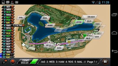 F1™ 2013 Timing App - Premium v5.173