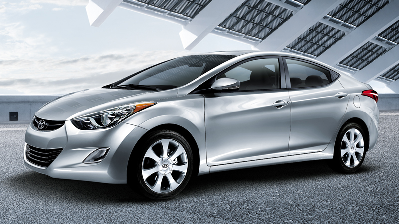 pictures 2013 hyundai elantra - photo #43