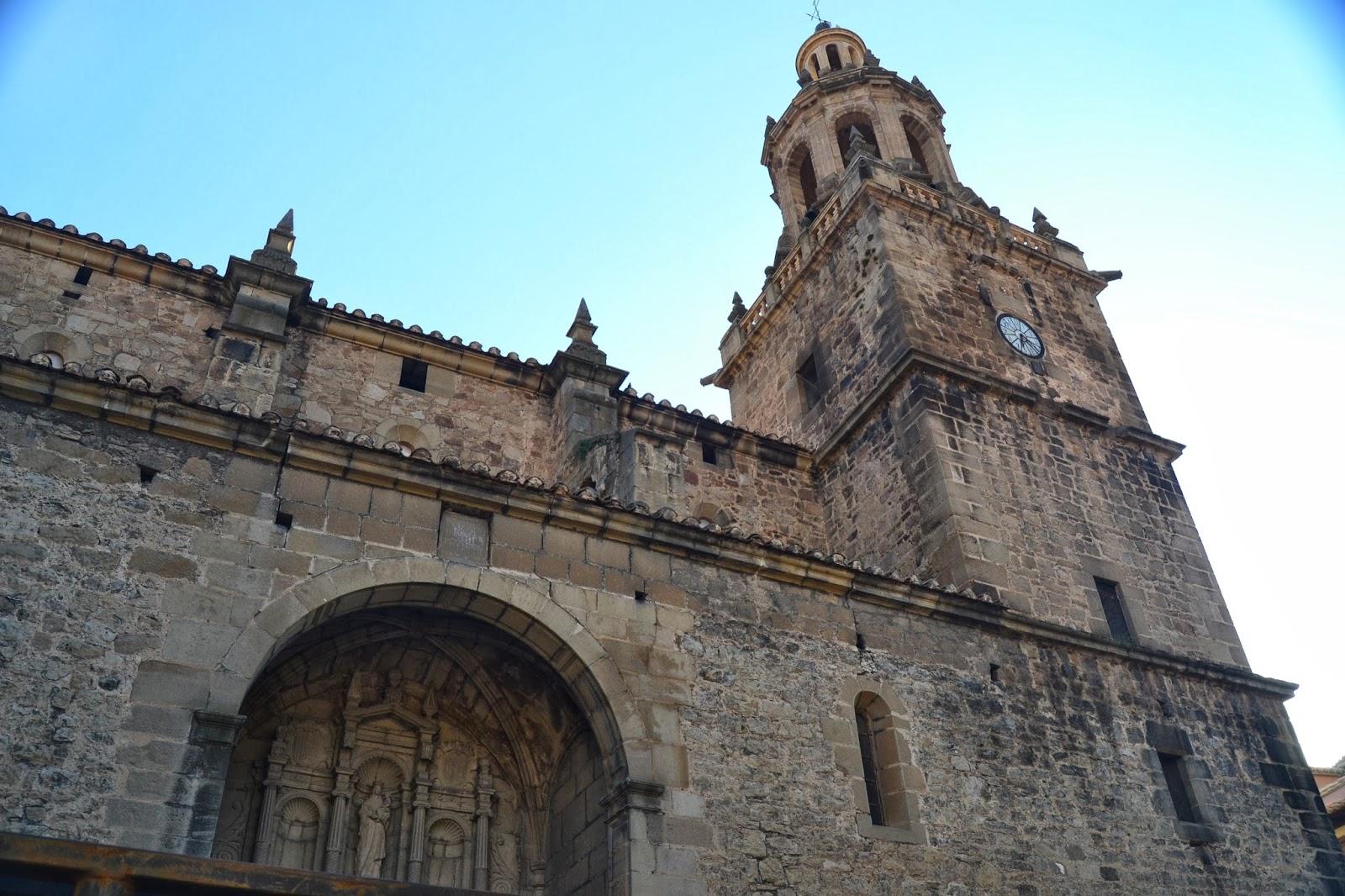 Iglesia de Santa María la Mayor, Rubielos de Mora. Guía de viaje de Teruel y Rubielos de Mora. Tu Maleta.