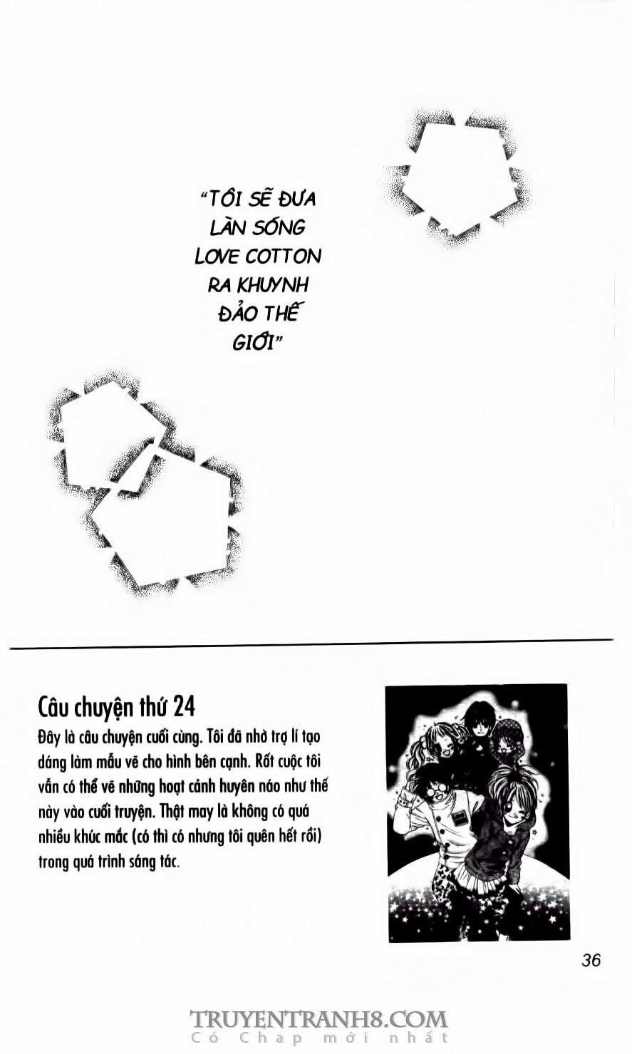 Love Cotton!!! chap 33 - Trang 4
