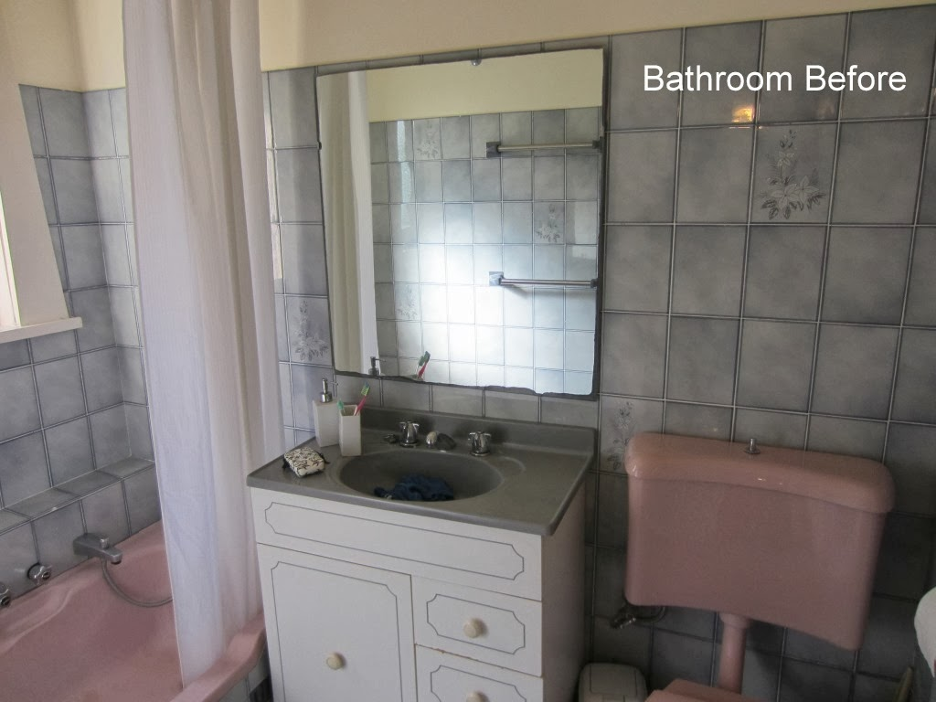 Bathroom Before And After Paint : Lilyfield life painting a bathroom vanity