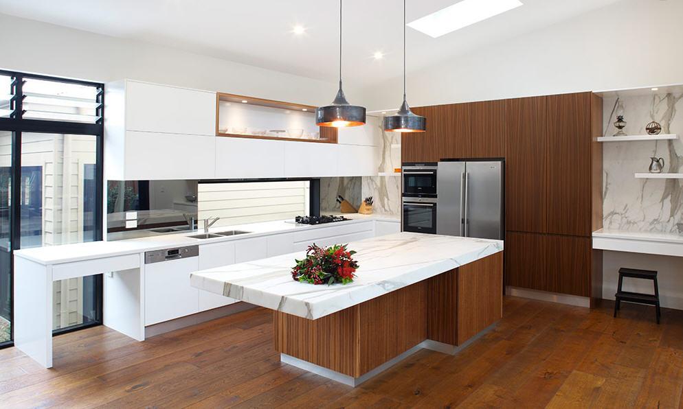 Encimeras de m rmol una opci n para la cocina cocinas for Colores marmoles cocina