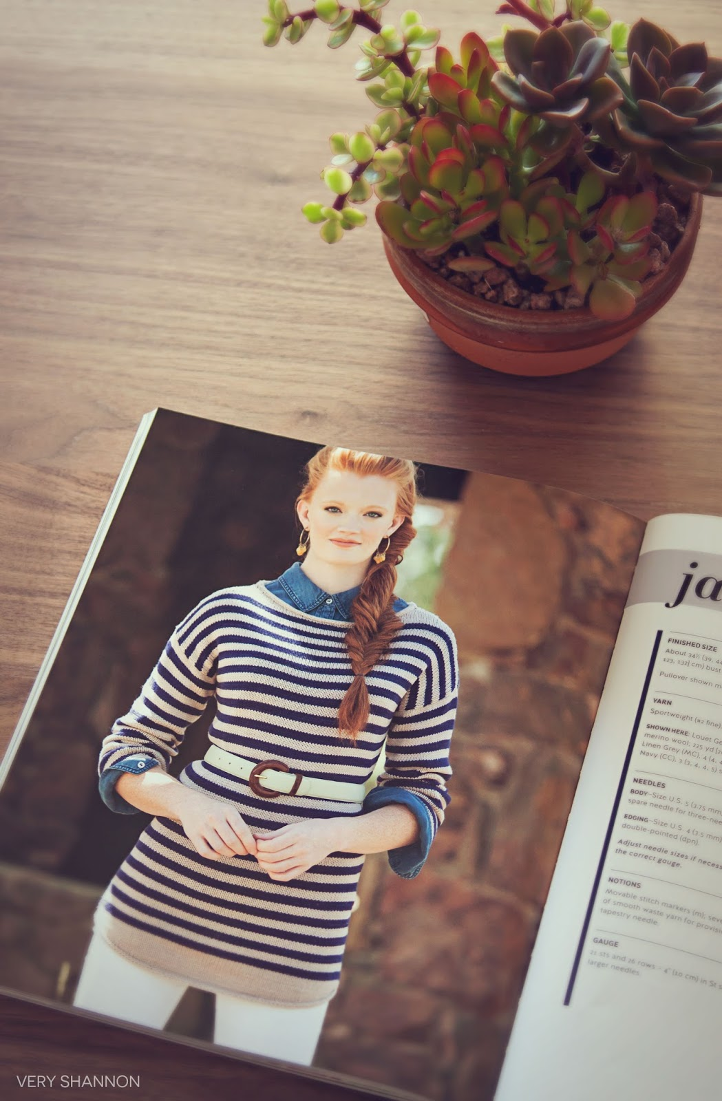 Review of New American Knits by Amy Christoffers || VeryShannon.com