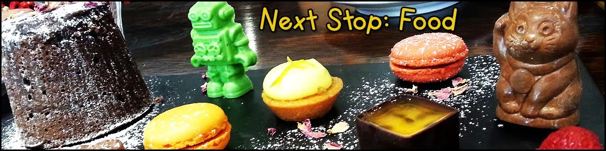 Next Stop: Food | Food Blogger located in Sydney Australia Restaurant Eatery Reviews Service Recipes
