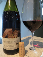 Patrick Lesec Galets Blonds Châteauneuf-du-Pape 2012 from AC, Rhône, France (93 pts)