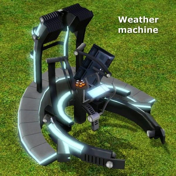weather machine