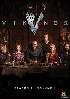 Vikings - 4ª Temporada Completa Séries Torrent Download capa