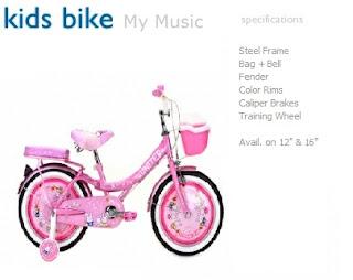 Sepeda united Terbaru