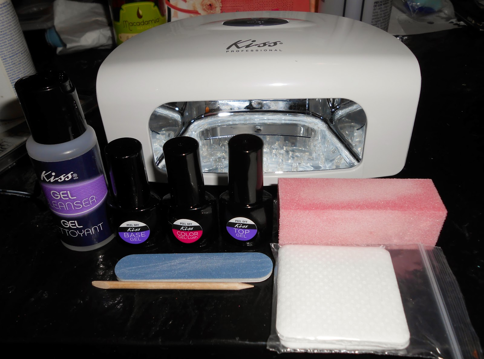 Mani Monday: Kiss Gel Polish System - Nik the Makeup Junkie