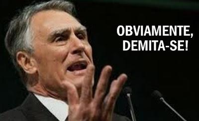 CAVACO EVITA SAIR À RUA DESDE POLÉMICA DAS REFORMAS