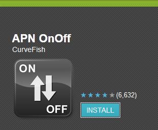 APN OnOff