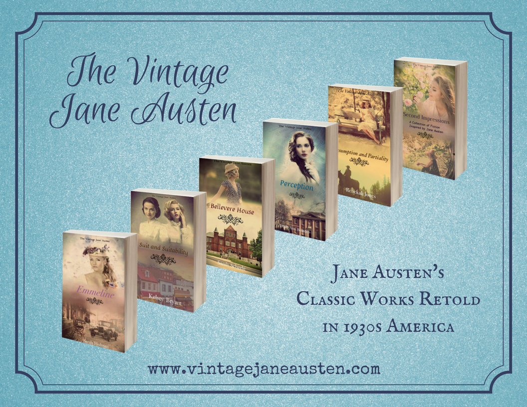 The Vintage Jane Austen