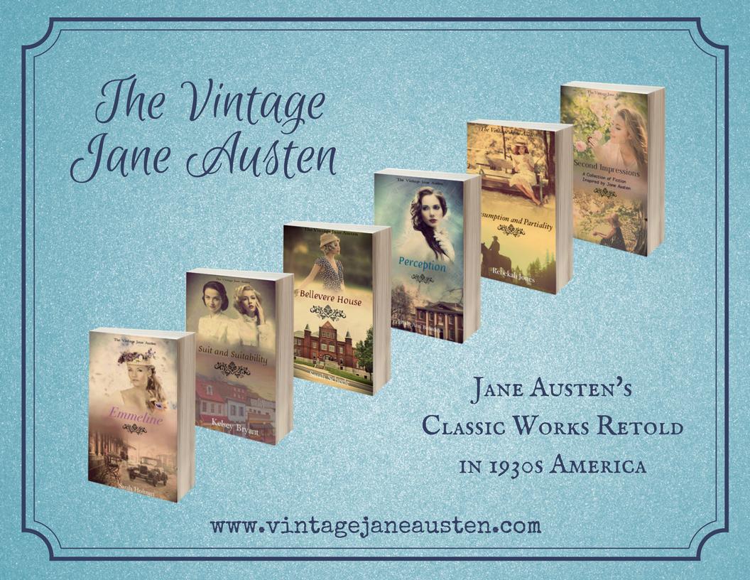 The Vintage Jane Austen