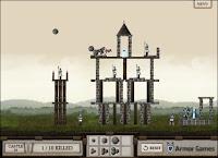 Castle Clout - Ninjajogos
