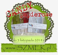 CANDY DO 3 listopada