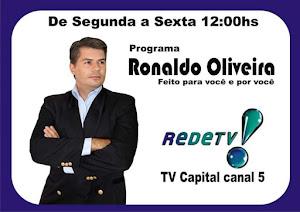 PROGRAMA RONALDO OLIVEIRA