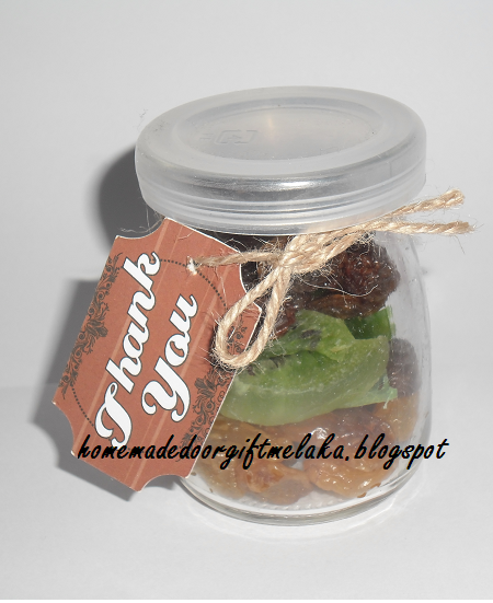 Sunah Food Doorgift - New!