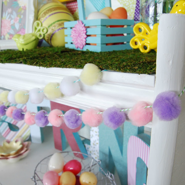 #spring #easter #decor #craft