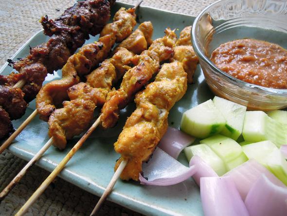 singapore satay recipe