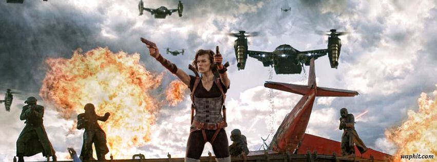 Resident Evil 5 Retribution