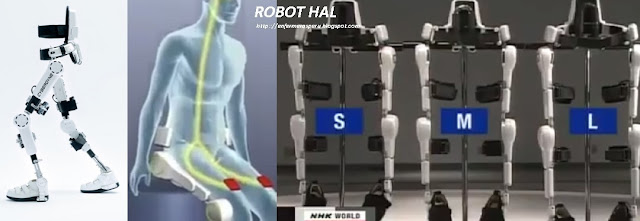 ROBOT HAL MEDICINA Y TECNOLOGIA