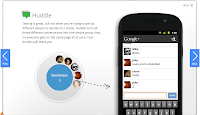 Google+ huddles