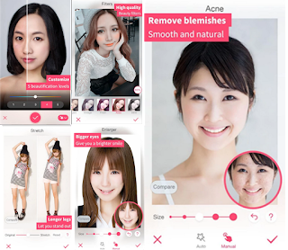 3 Aplikasi Foto Selfie Android Terbaik Review Dan Download camera beauty plus