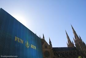Sydney Festival 2013 - Fun Run