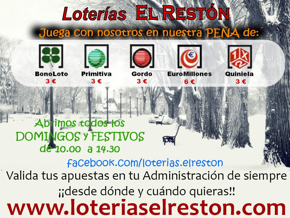 Loterías El Restón