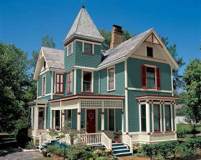 paint exterior wood siding do it yourself or not by gene and katie. Black Bedroom Furniture Sets. Home Design Ideas