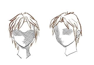 How To Draw Anime Hair Step 10