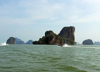 Phang Nga Bay off Ao Luk