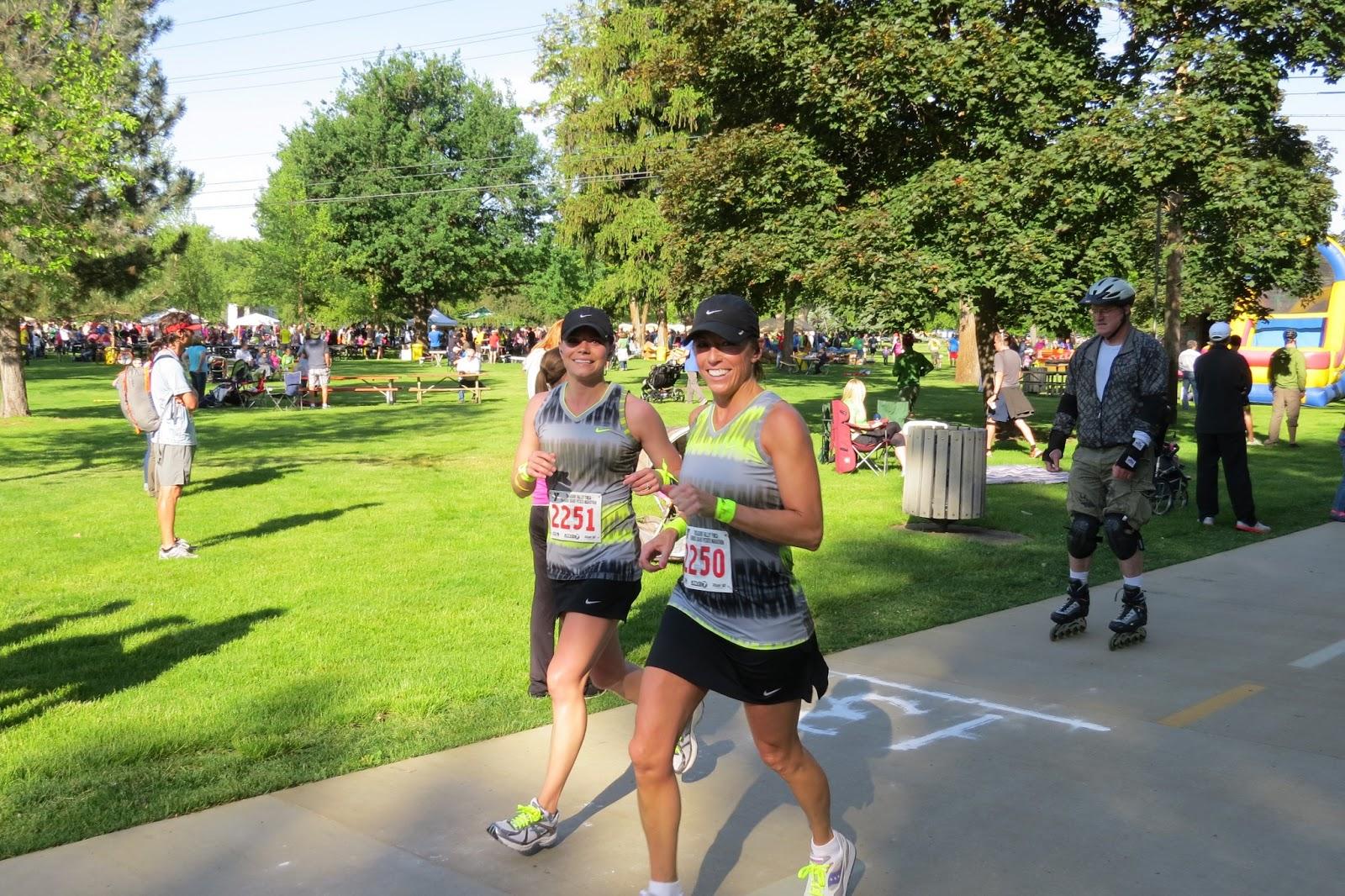 Famous Idaho Potato Half Marathon