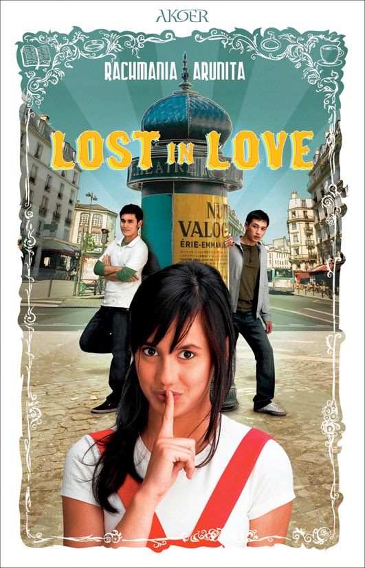 Novel Lost In Love