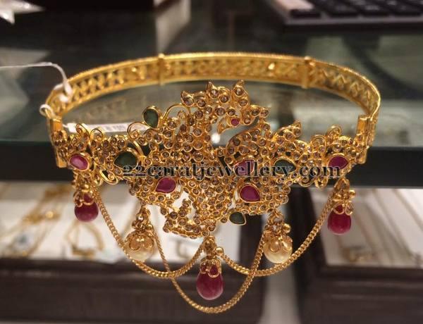 Uncut Diamond Pachi Armband Designs