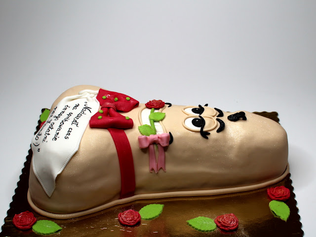 Penis Cake for Hen Party in London