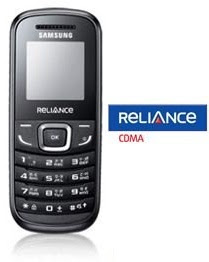 Samsung SCH-B229 Low Price Reliance CDMA Mobile