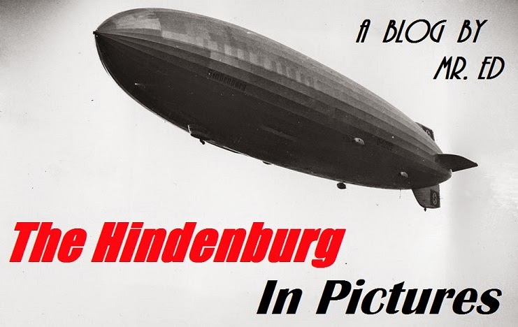 The Hindenburg In Pictures