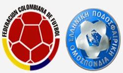 مباراة اليونان و كولمبيا اليوم 14-6-2014