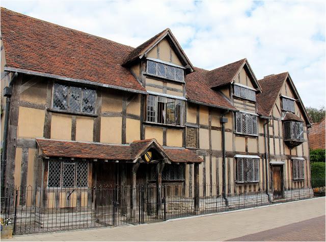Casa de Shakespeare, cidade de Shakespeare