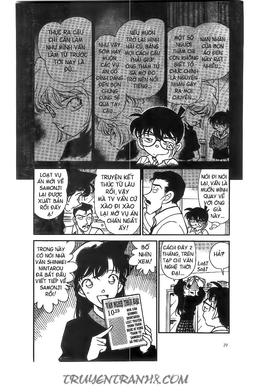 xem truyen moi - Conan chap 182