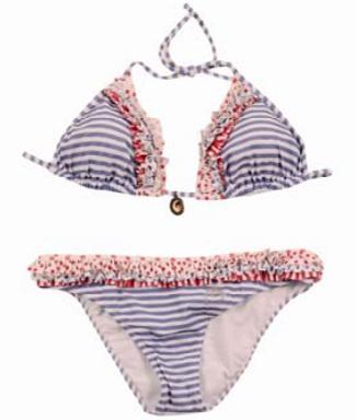 bikinis estilo navy