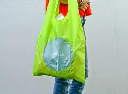 Berani menolak menggunakan kantong plastik